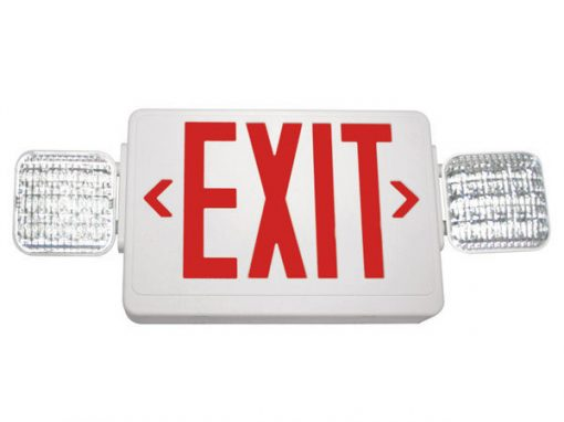 Exit Emergency Light (Combo)
